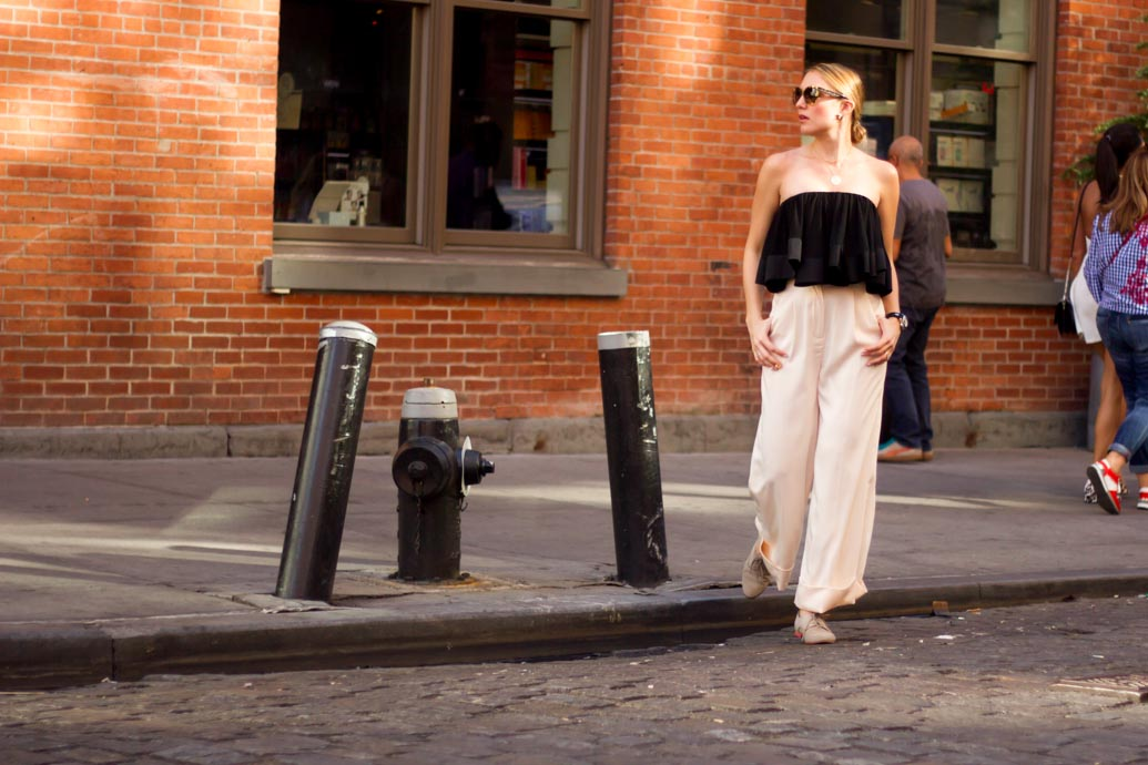 Meatpacking streetstyle