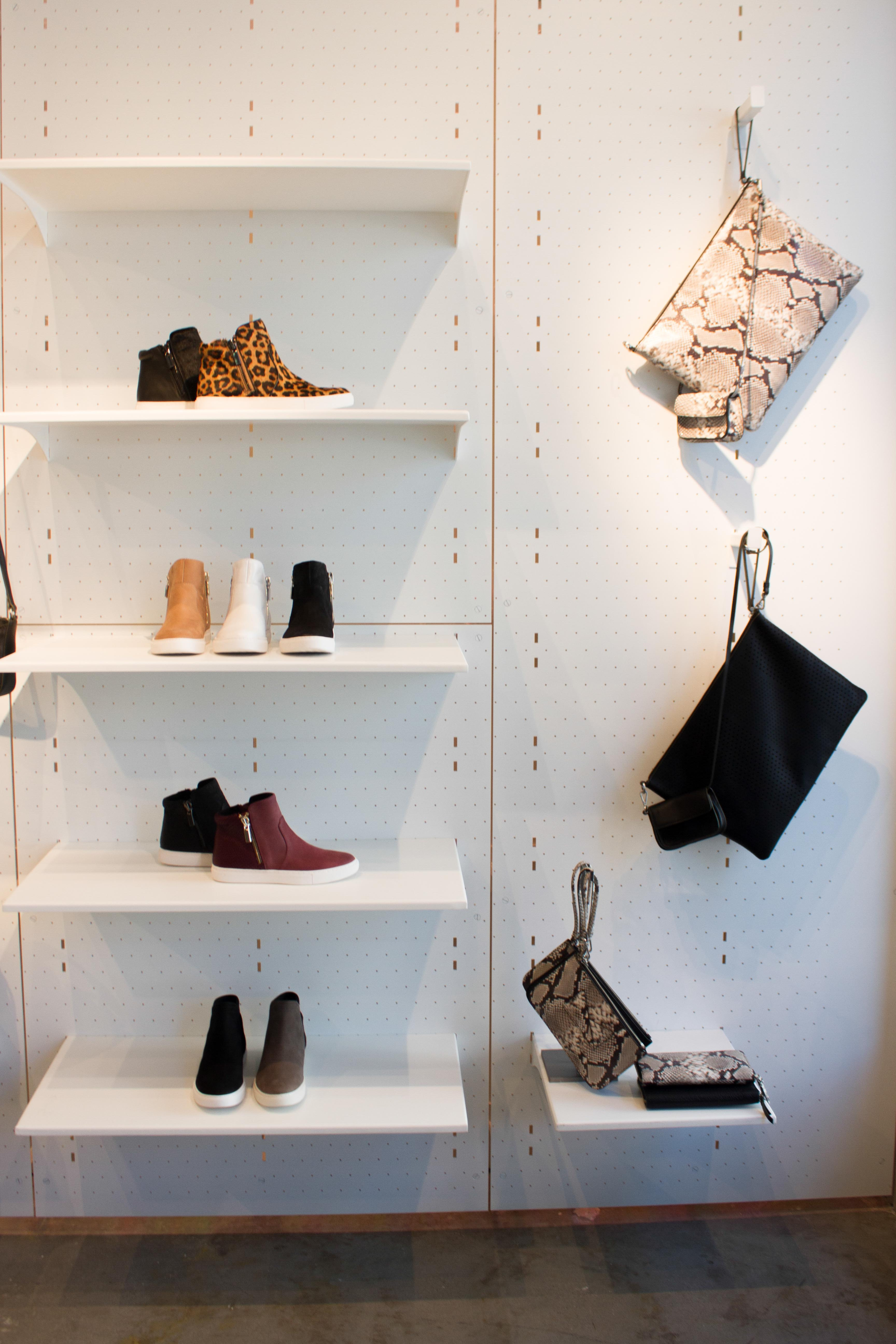 More shoes and accessories