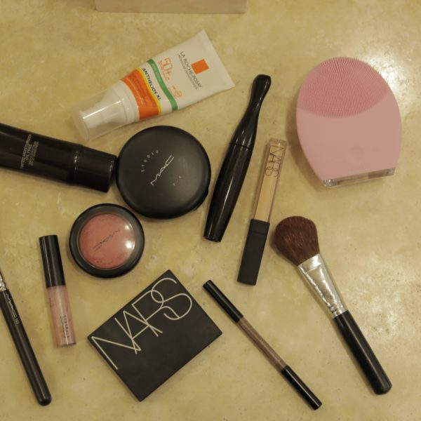 Every day makeup con Foreo